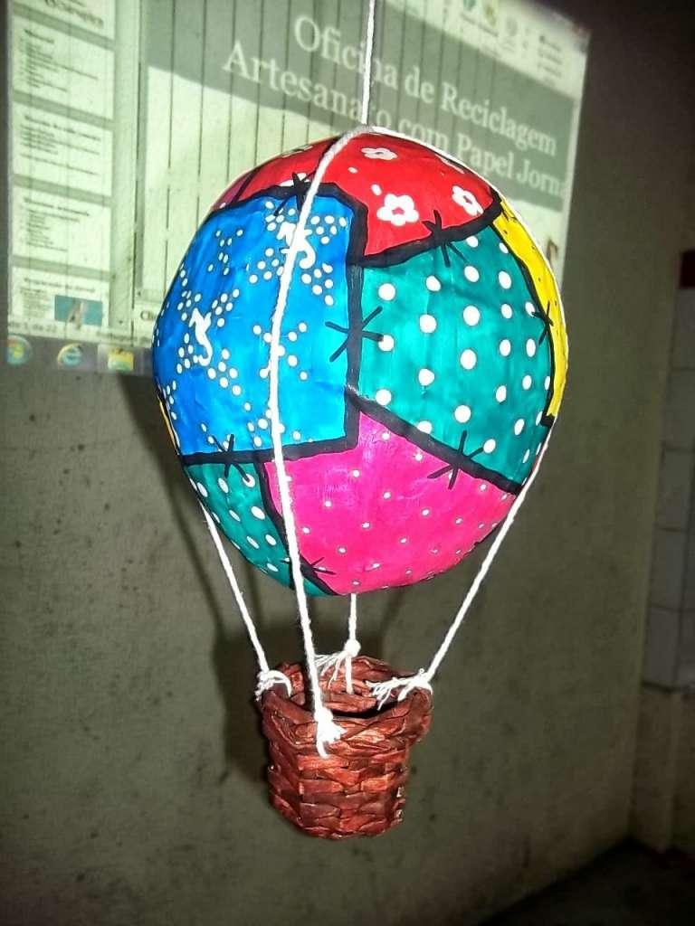 Balões E Jornal1