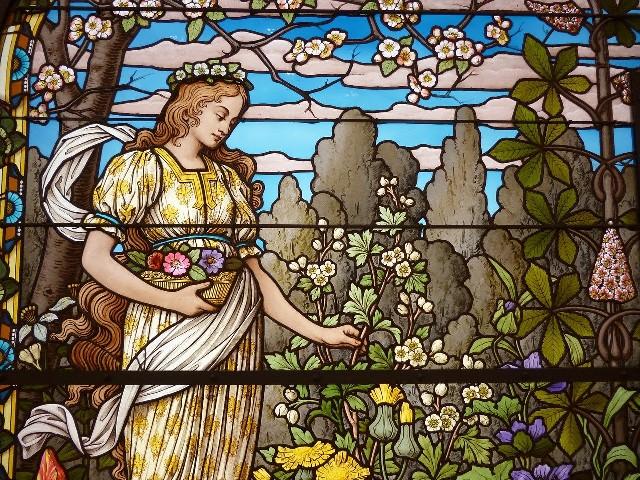 O Que é Pintura Reversa Em Vidro