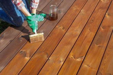 Como limpar chão de madeira?