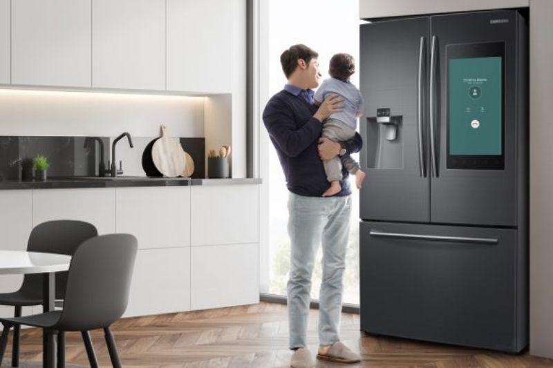 benefícios da geladeira smart samsung