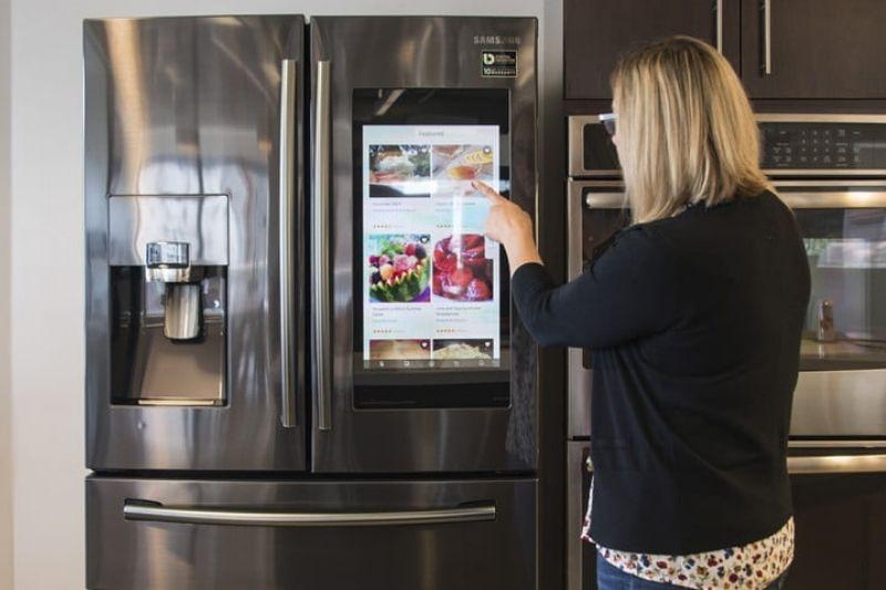 Geladeira Smart Samsung – Onde comprar? Veja 4 benefícios!