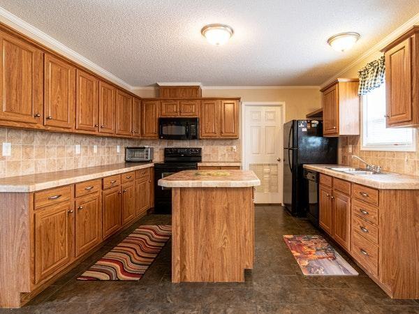 cozinha planejada rustica