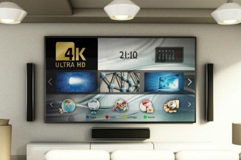 como conectar smart tvs à internet