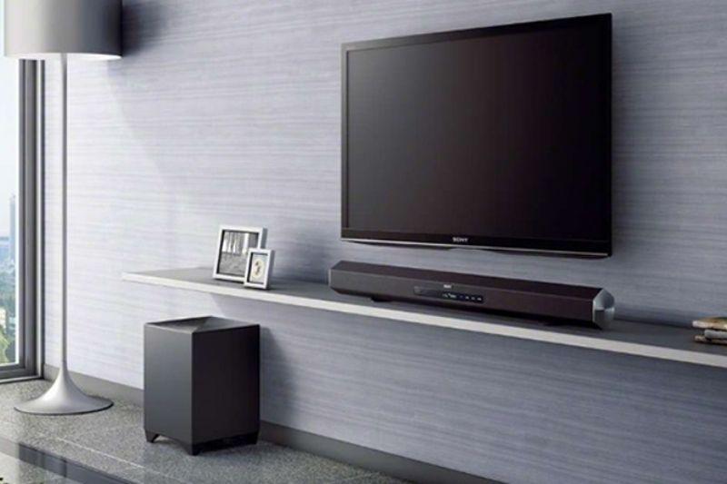 Barra de som para TV