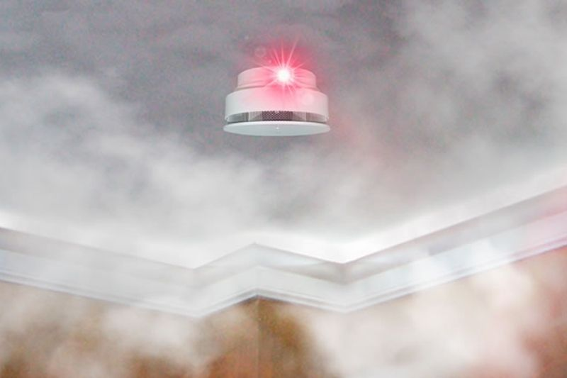 Detector de fumaça – Conheça o melhor sensor de fumaça!