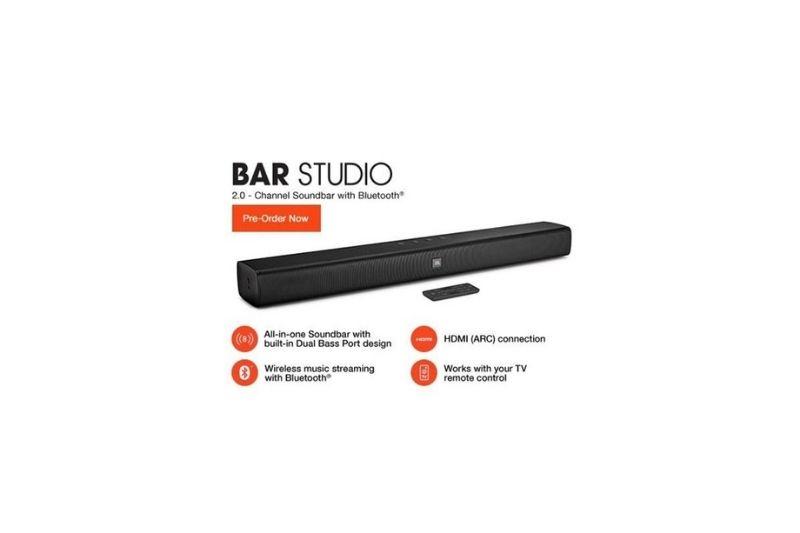 jbl bar studio