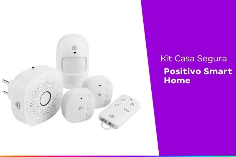 kit casa segura positivo