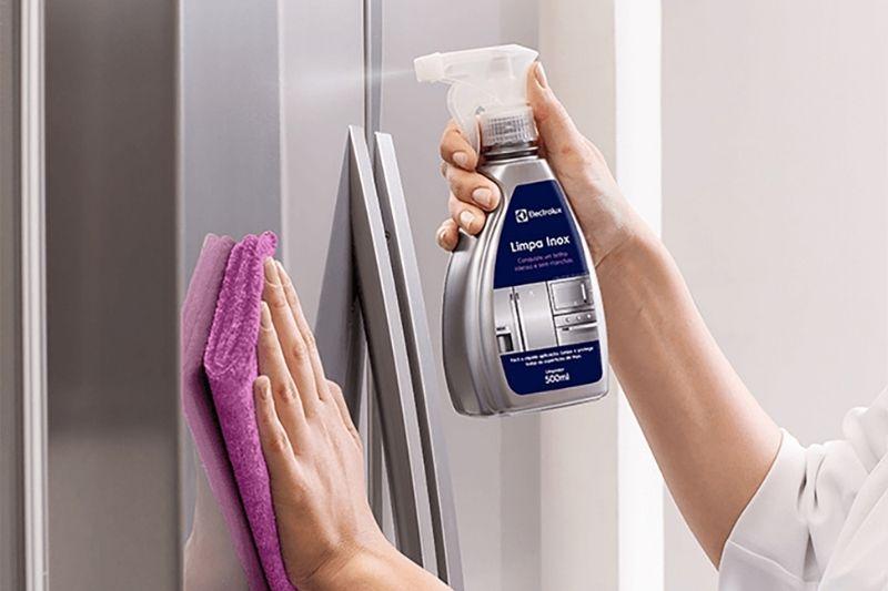 Como limpar geladeira