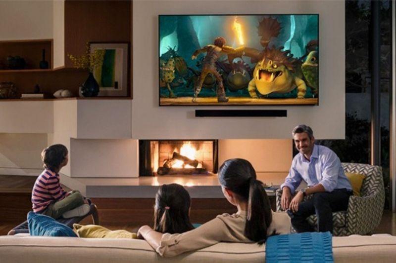 Como escolher o tamanho da TV?