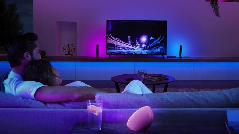 Philips Hue – Toda a linha de iluminação inteligente!