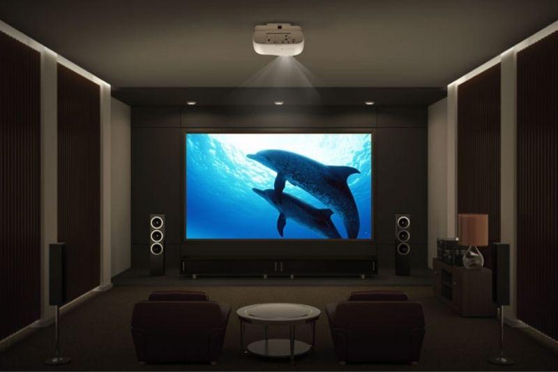 por que comprar um sistema de home theater
